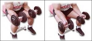 Упражнения за предмишница