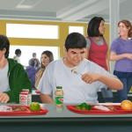 Храна в училище