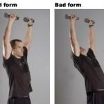Правилно изпълнение на упражненията
