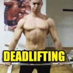 deadlift,мъртва тяга