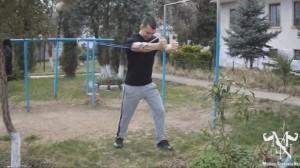 Упражнения с ластици