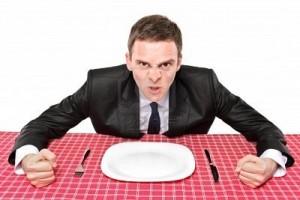 Агресията и диетите