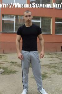 Кристиян Стаменов
